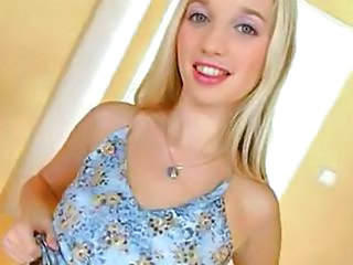 Blonde Teen Young
