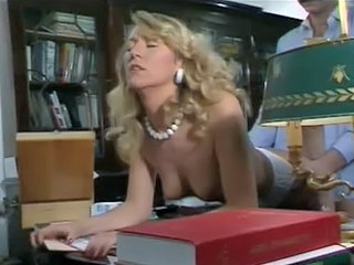 Blonde Doggystyle MILF Office Pornstar SaggyTits