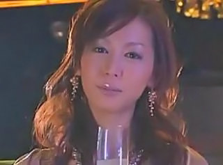 Asian Drunk MILF