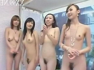 Asian Hairy Skinny Teen