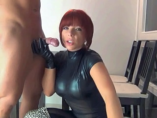 amatør Oralsex CFNM Latex MILF
