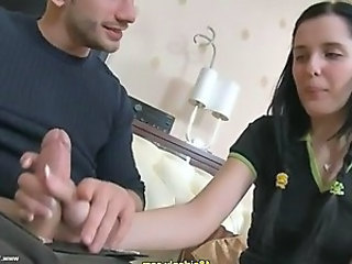 Handjob Teenager