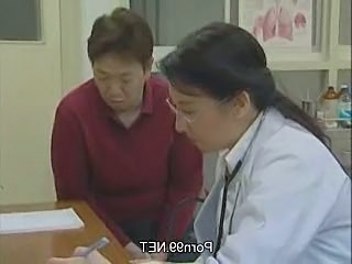 Asian Doctor Glasses Japanese Mature Older Uniform