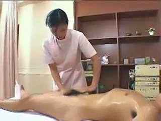 Japanese Massage Teen Uniform
