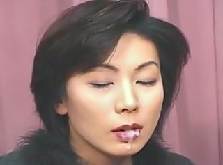 Asian Bukkake Japanese Mature Swallow
