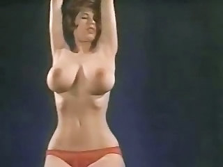 Big Tits MILF Natural Panty Stripper Vintage