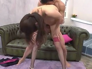 Doggystyle Hardcore Stockings Squirt