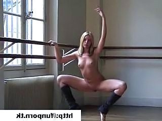 Amazing Flexible Solo Teen