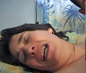 Amateur Anal Hairy Mature Orgasm