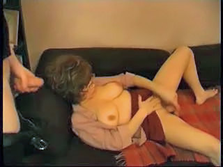 Amateur Masturbating Mature Mom Old and Young SaggyTits