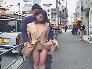 Asian Nudist Public