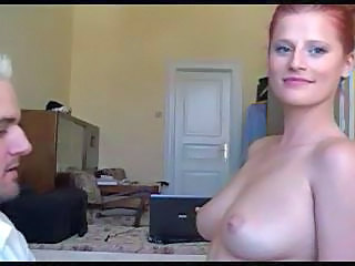 MILF Natural Redhead Webcam