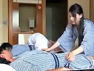 Asian MILF Sleeping