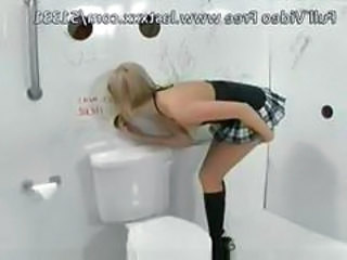 Amazing Blowjob Gloryhole School Teen