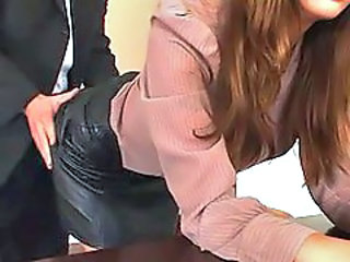 Amazing Ass Secretary
