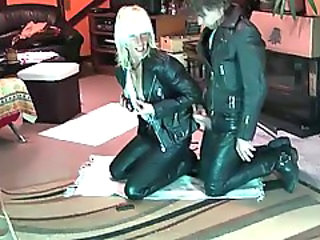 Amateur Clothed Girlfriend Homemade Latex