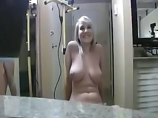 Anal Blonde Casting Young