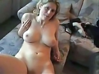 Amateur European German Homemade Mature Natural Wife