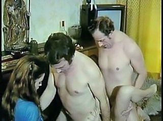 German Groupsex MILF Vintage
