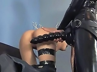 Fetish Latex Strapon