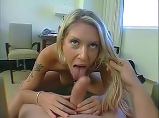 Amateur Blonde Blowjob Pov Tattoo Teen