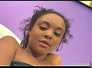 Asian Ebony Teen