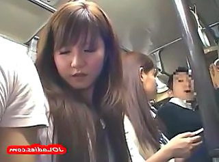Asian Bus Office Teen