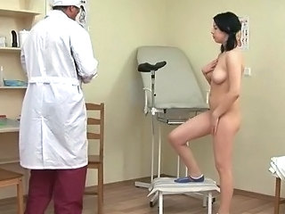 Brunette Doctor Teen