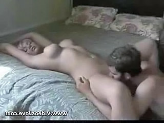 Amateur Homemade Licking MILF Mom