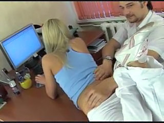 The dilute probes her ass with his dick