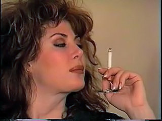 MILF Smoking Vintage
