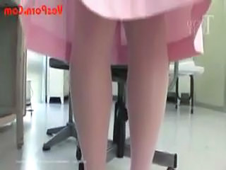 Nurse Pantyhose Uniform