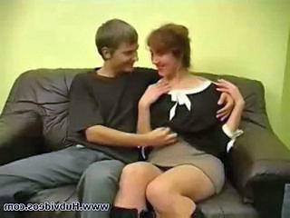 Amateur MILF Mom Old and Young Russian
