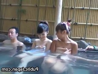 Asian Pool Teen