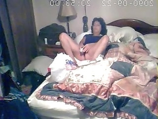 Spy Cam Catches Wife Again
