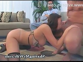 Blowjob Cuckold MILF Wife