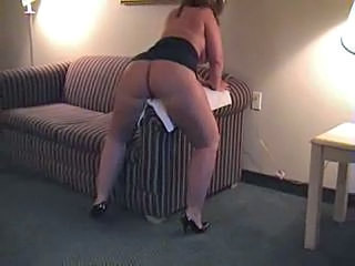 Amateur Ass Chubby Homemade MILF