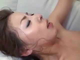 Japanese MILF Sleeping