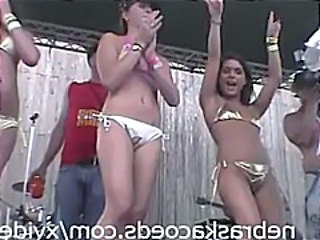 Amateur Bikini Party Teen