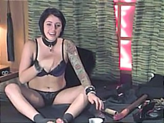 Brunette Fetish Goth Lingerie Tattoo Teen Webcam