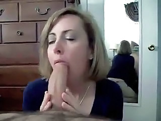 Blowjob Mom Old and Young Pov