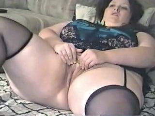 Amateur BBW MILF Pussy Stockings Wife Young