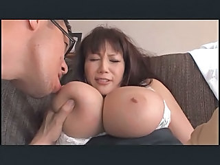Asian BBW Big Tits Japanese MILF Natural Nipples