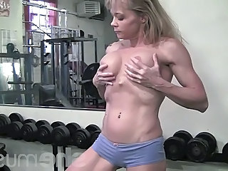 Mature Muscled Sport