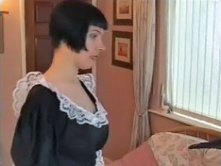 Maid Mature Spanking Uniform