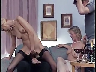 European German Groupsex Mature Stockings