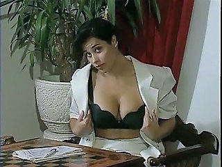 Francesa Lencería Madura Caliente Natural Stripper Vintage