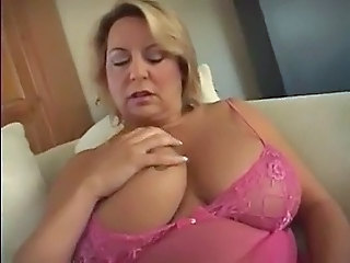 BBW Big Tits Lingerie MILF Natural