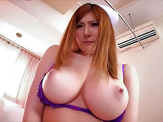 Amazing Asian Big Tits Japanese MILF Mom Natural Nurse