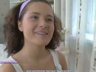 Cute Squirt Teen